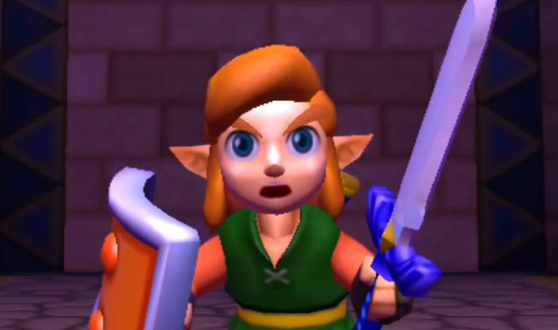 A New Trailer For Zelda A Link Between Worlds Fanboycom