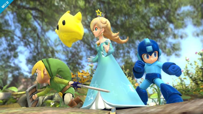 rosalina is everywhere mario princess shows up in smash bros and