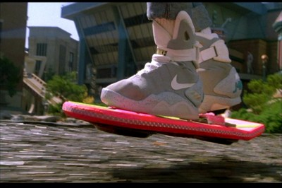 Nike Designer Says BTTF Self-Lacing Shoes Are Still Coming in 2015