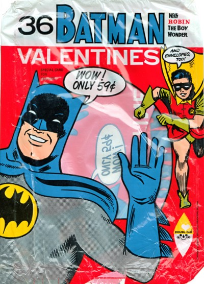 Batman Valentines Pack