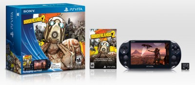 Vita Borderlands 2 bundle