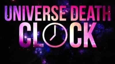 Universe Death Clock