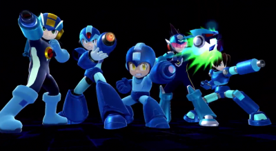 Mega Man Final Smash