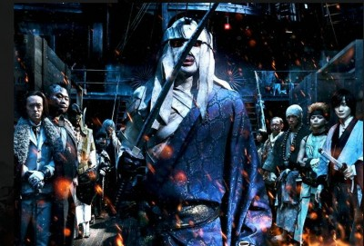 Rurouni Kenshin: Kyoto Inferno/The Legend Ends