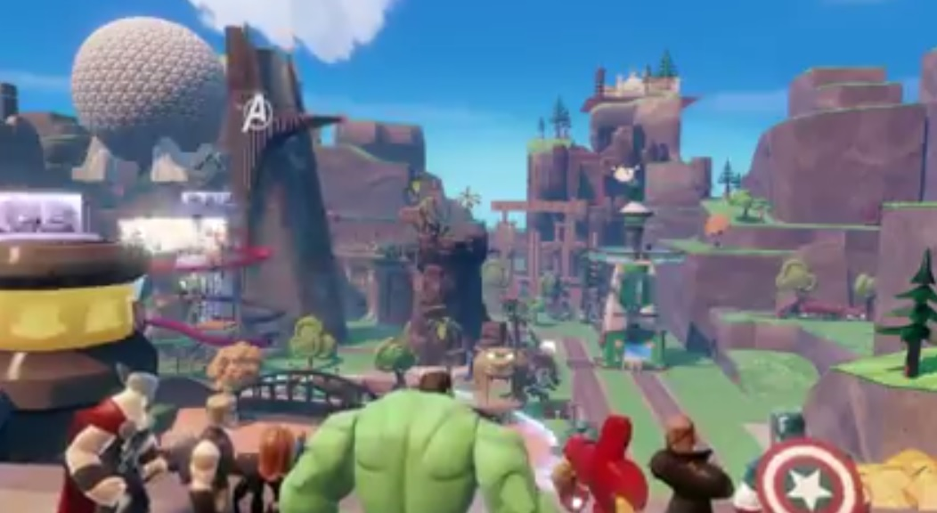 Disney Infinity 2 0 Announces Marvel Characters » Fanboy com