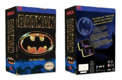 NECA Batman Box