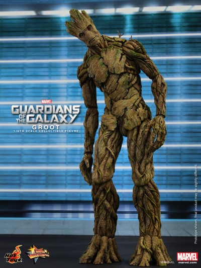 Hot Toys - Guardians of the Galaxy - Groot Collectible Figure_PR2-noscale