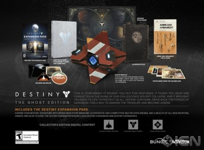 Destiny: The Ghost Edition