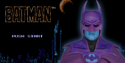 NECA Batman Header