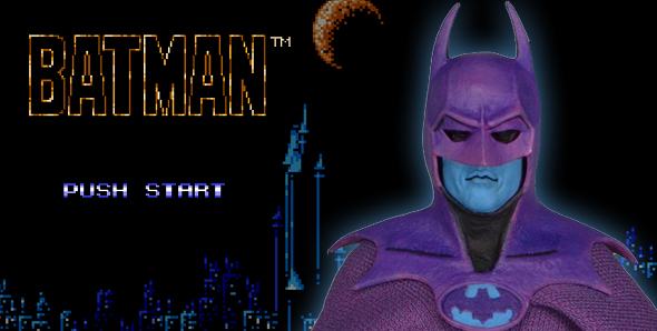NECA Batman Header