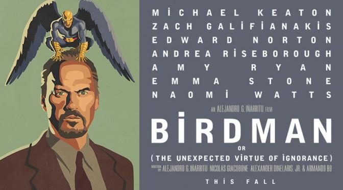 International Trailer For Birdman Shows Michael Keaton's ...  International T...