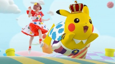 Nintendo and Kyary Pamyu Pamyu