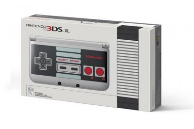 NES 3DS XL