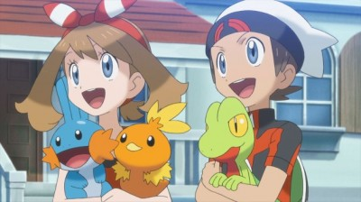 Pokemon Omega Ruby and Alpha Sapphire anime trailer