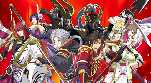 Samurai Warriors Anime