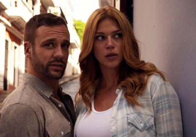Lance Hunter and Bobbi Morse