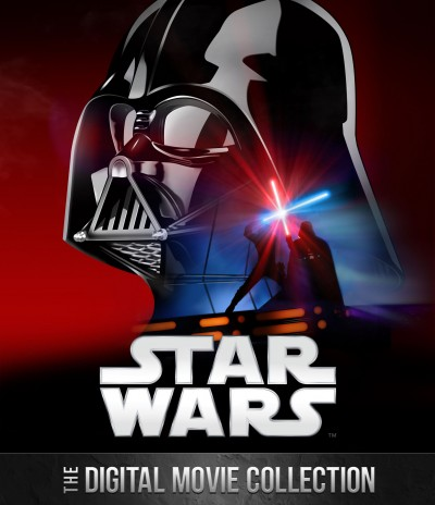 The Star Wars Digital Movie Collection